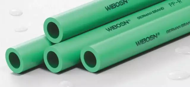 德国威伯森 | 健康卫生的净水级PPR水管