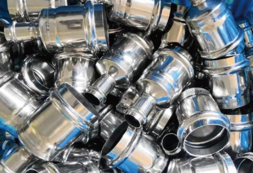 食品级不锈钢水管DN25的连接方式是什么?