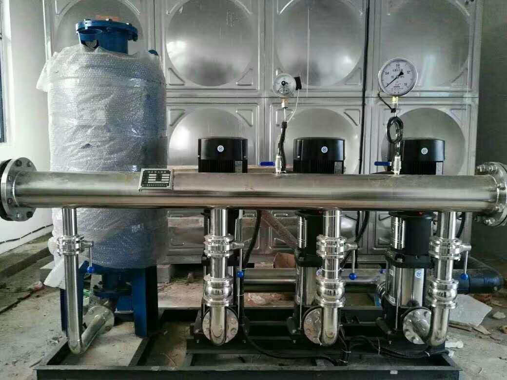 通化强化二次供水管理,确保用水安全